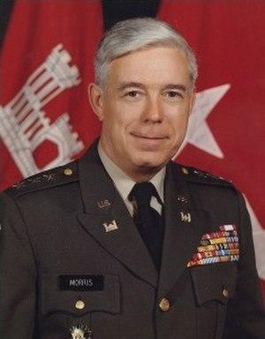 John W. Morris - Lieutenant General John W. Morris