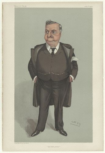 John Redmond Vanity Fair 7 July 1904