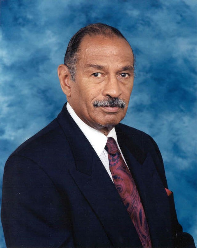 From commons.wikimedia.org: John conyers {MID-204753}