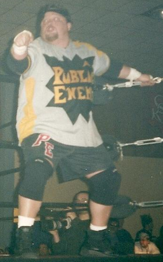 Johnny Grunge - Image: Johnny Grunge March 2002