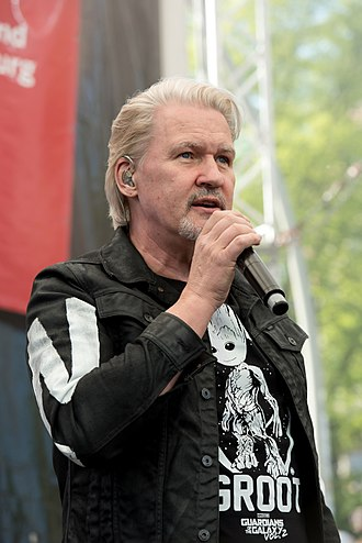 Johnny Logan (singer) - Logan performing in Hamburg in May 2017