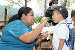 Joint Task Force-Bravo's Medical Element provides care to nearly 1,000 in Honduran village 140424-Z-BZ170-005.jpg