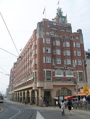 Hotel Vijzelstraat Amsterdam