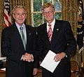 Jonas Hafstrom, Bush.jpg
