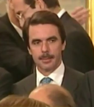 President of the Junta of Castile and León - Image: José María Aznar 1995 (cropped)