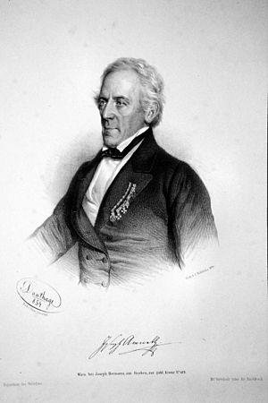 Joseph Calasanza von Arneth - Arneth