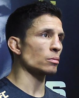 Joseph Benavidez American MMA fighter