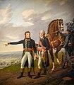 Joseph Boze, Robert Lefèvre, Carle Vernet - Generaal Bonaparte en stafchef Berthier tijdens de slag bij Marengo 14 juni 1800 (1800of1801) - Les Invalides Parijs 23-8-2017.JPG