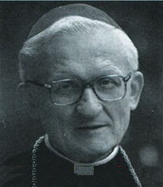 Papal ban of Freemasonry - Cardinal Joseph Höffner, head of the German Bishops' Conference in 1980, when it released its report on Freemasonry