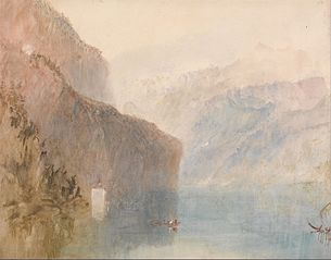 Tell's Chapel, Lake Lucerne