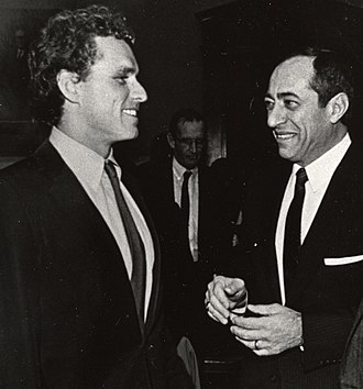 Joseph P. Kennedy II - Kennedy with New York governor Mario Cuomo in the 1980s