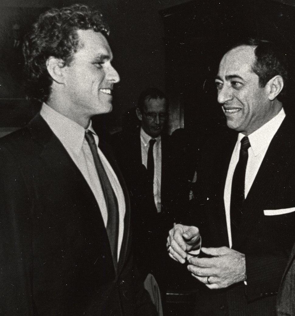 Joseph P. Kennedy II and New York Governor Mario Cuomo (9501948273) 1