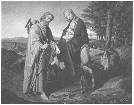Joseph von Führich Heilige Familie