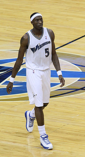 Josh Howard - Howard with the Wizards