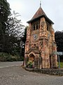 Jubilee Clock Tower, Churchill, North Somerset (geograph 6961067 by Kevin Pearson).jpg