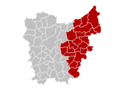 Judicial Arrondissement Dendermonde Belgium Map.PNG