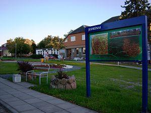 Judrėnai - Town centre