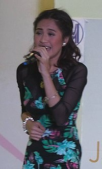 Julie Anne San Jose in 2015.jpg