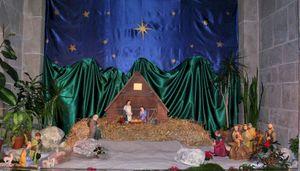 Nativity scene, Lunds domkyrka