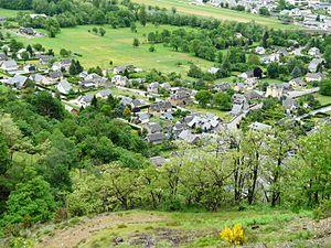 Juzet-de-Luchon - Image: Juzet de Luchon village
