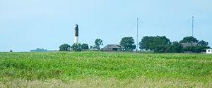 Kübassaare - Kübassaare viewed from the north.