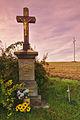 Kříž východně od obce, Voděrady, okres Blansko.jpg
