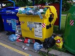 La población mundial se multiplica y con ella los residuos domésticos que generamos. En 1950 la población en la Tierra era de 2.519 millones y en 2.011 habitamos en el planeta 6.915 millones de seres humanos. Además nuestro actual modo de vida ha incrementado los residuos generados por habitante.
