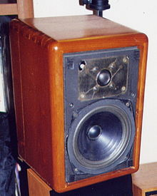 Loudspeaker Simple English Wikipedia The Free Encyclopedia