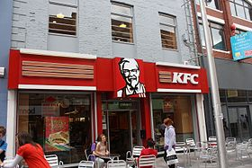 illustration de Kentucky Fried Chicken