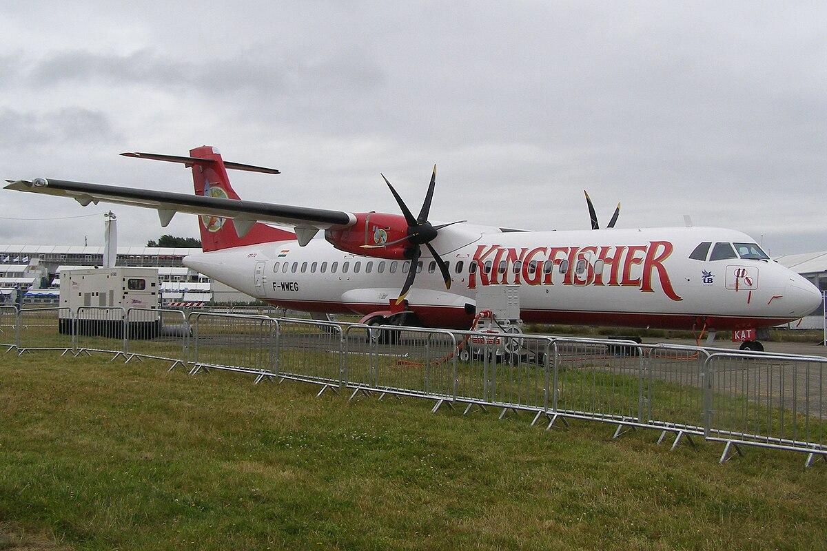 Kingfisher Flying History of Kingfisher ...