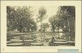 KITLV - 37332 - Demmeni, J. - Tulp, De - Haarlem - The Victoria Regia pond in the botanic garden at Buitenzorg (Bogor) - 1911.tif