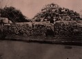 KITLV 155167 - Kassian Céphas - Reliefs on the terrace of the Shiva temple near the stairs to the Guru Chapel of Prambanan near Yogyakarta - 1889-1890.tif