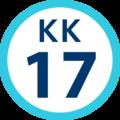KK-17 station number.png