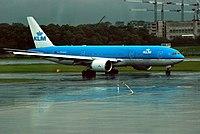 PH-BQH - B772 - KLM