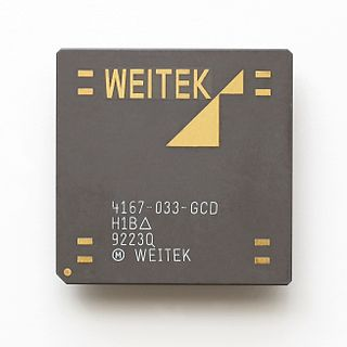 Weitek chip-design company