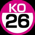KO-26 station number.png