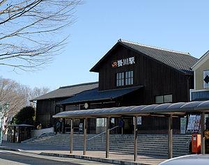 Kakegawa Station - North exit to JR Kakegawa Station