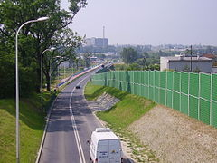 Ulica Józefa Piłsudskiego W Kaliszu Wikipedia Wolna Encyklopedia
