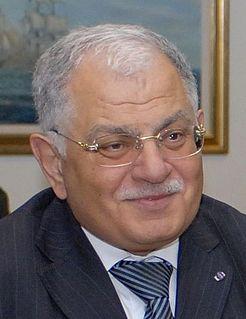 Kamel Morjane Tunisian politician