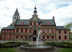 Kaprijke - Stadhuis.JPG