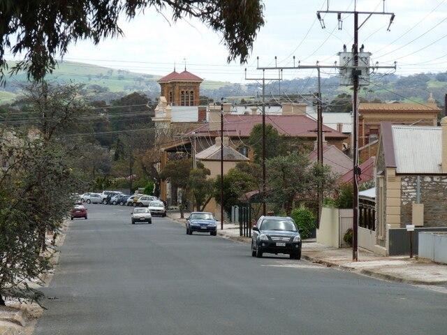 Kapunda street view
