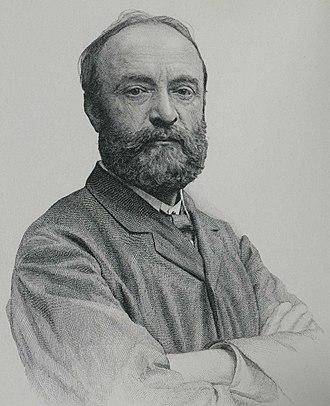 Charles Verlat - Charles Verlat in 1895