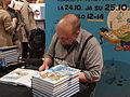 Kari Korhonen at Helsinki Book Fair 2015.jpg