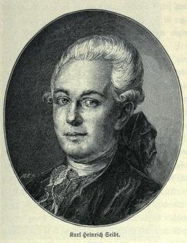 Carl Heinrich von Seibt