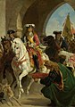 Karl von Blaas - Einzug Karls III. in Madrid 1710 - 2736 - Kunsthistorisches Museum.jpg