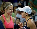Karolina Muchova & Ash Barty (31958271097).jpg