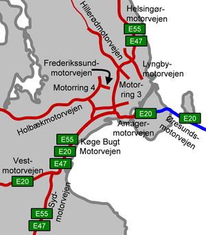 Verlauf der E 20