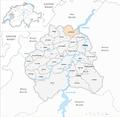 Karte Gemeinde La Sonnaz 2017.png