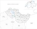 Karte Gemeinden des Bezirks Zurzach 2014.png