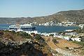 Katapola port, Amorgos, ferry, 091330.jpg